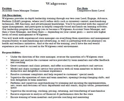 awesome walgreens resume paper contemporary simple resume office